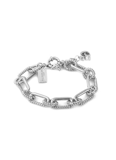 Alberto Guardiani Alberto Guardiani Ag10370Blk Jewelery Bileklik Gümüş